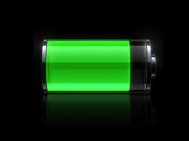 BatteryiPhone