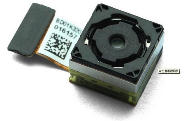 Sensor de imagen Sony de 13 megapíxeles y batería de 1810 mAh para el iPhone 6