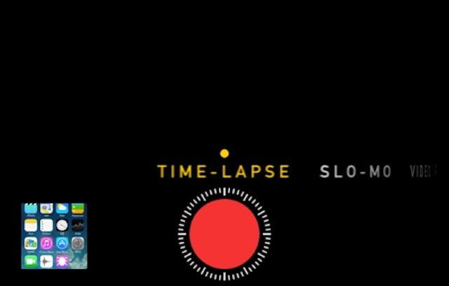 TimelapseiOS8