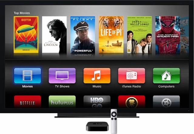 Tv apple 2015