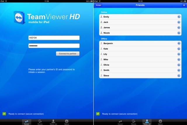 TeamViewer-ipad