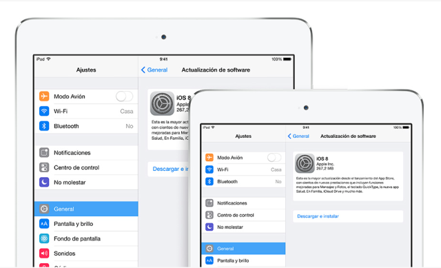 iOS 801