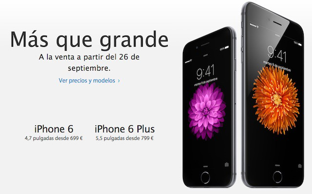 Nuevo récord: 4 millones de iPhone's reservados en 24 horas