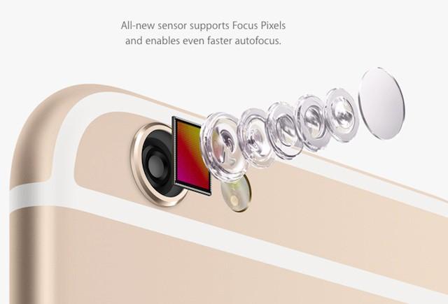 iPhone6iSight