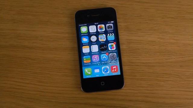 iphone 4s ios8