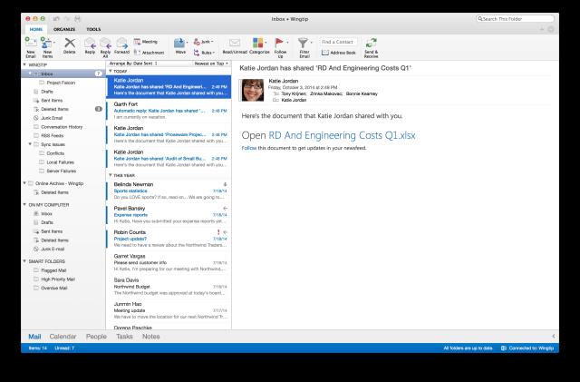 Outlook-OS X