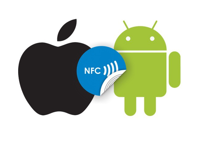 Apple-Android-NFC