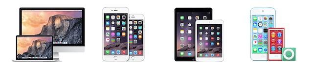 Apple-familias-productos