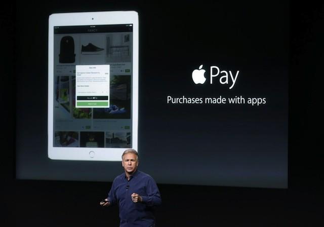 ApplePayiPad
