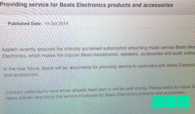 Beats Apple Store 2