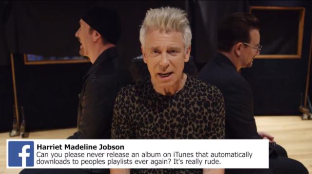 Disculpas Bono