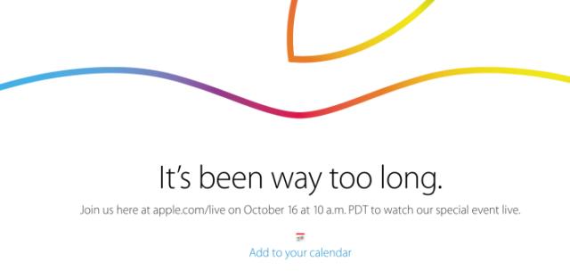 Evento Apple TV 2