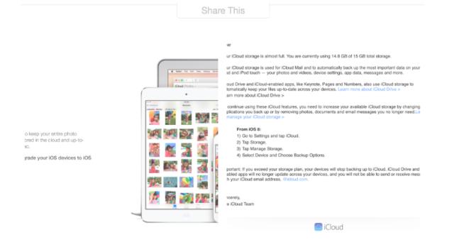 Fotos iCloud Beta