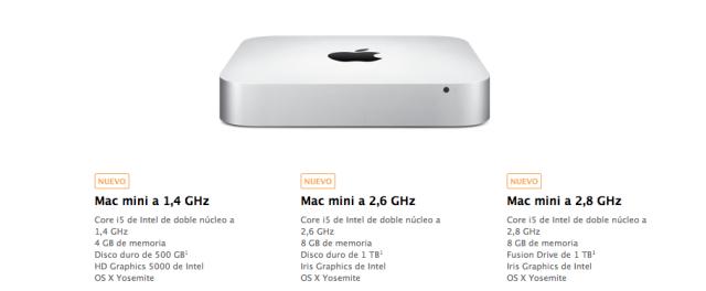 RAM Mac mini 2