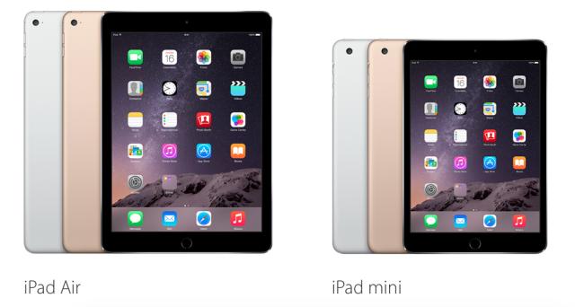 Reservas iPads