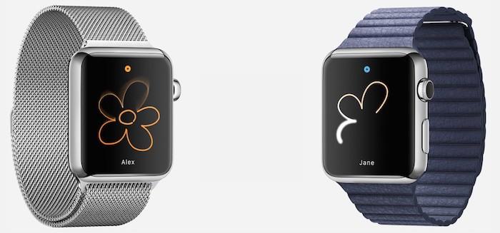 Apple-Watch-pareja