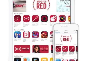 Apple se vuelca en la lucha contra el Sida
