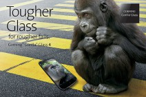 Pantallas más resistentes con el nuevo Gorilla Glass 4