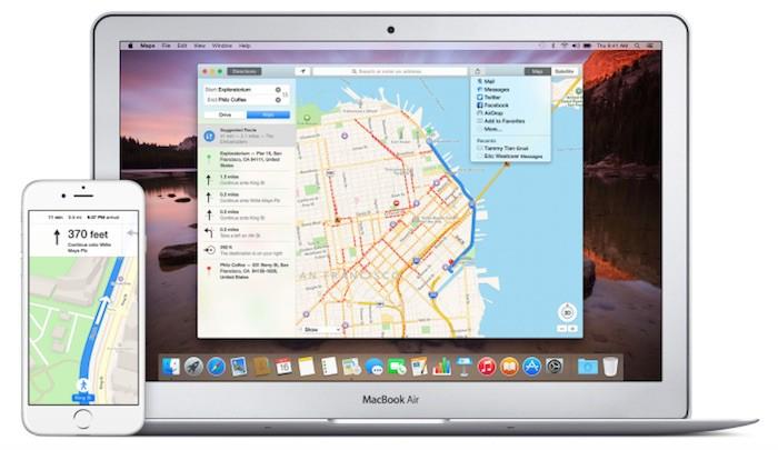 """""""Fuga de cerebros"""" de Mapas de Apple hacia la competencia"""