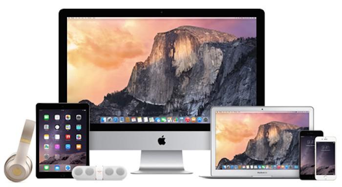 Productos Apple galería