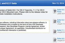 Ya están disponibles las nuevas Betas de Safari y del firmware de Thunderbolt Display