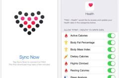 Sync Solver sincroniza los datos de tu Fitbit con Health