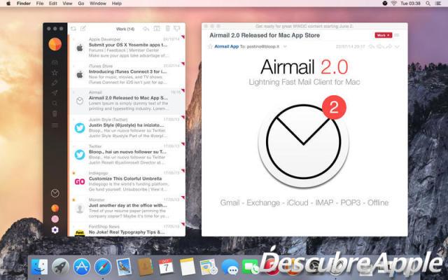 Airmail-OSX