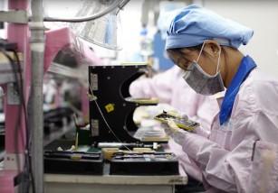 Foxconn invertirá casi 3 mil millones de dólares en una fábrica que abastecerá en exclusiva a Apple