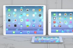 El iPad Pro incluirá un nuevo panel táctil
