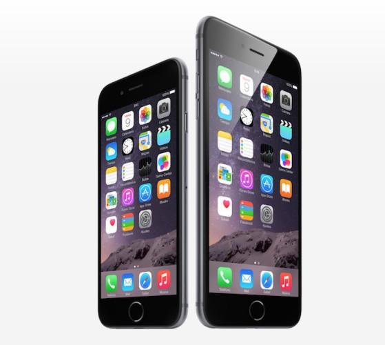 Más de la mitad de los 71 millones de iPhone vendidos en navidad serían iPhone 6