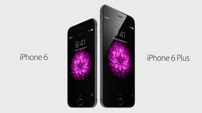 En Estados Unidos se venden 3 iPhone 6 por cada iPhone 6 Plus