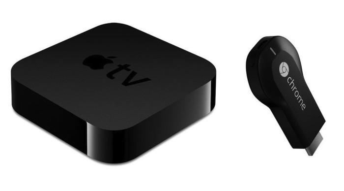 AppleTVvsChromecast