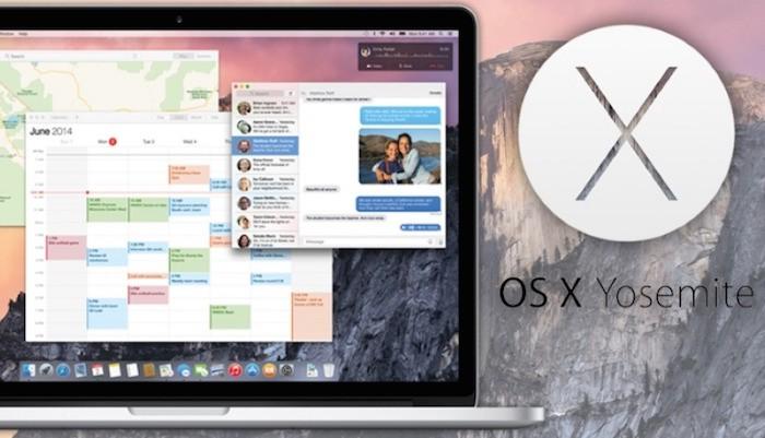 La nueva Beta de OS X 10.10.2 solucionaría los problemas del Wi-Fi, Mail y mucho más