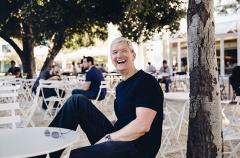 La vida después de Steve Jobs: Tim Cook nombrado CEO del año