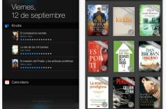 Kindle para iOS se actualiza integrando Goodreads (bueno, no, en España, no…)