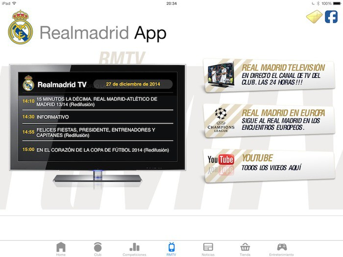 RealMadridApp