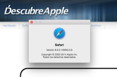 Ahora sí, ya está disponible Safari 8.0.2