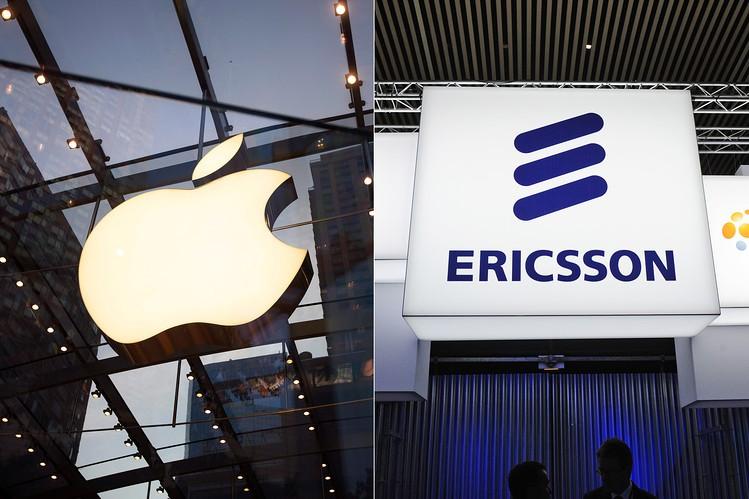 Ericsson responde a Apple acerca de la demanda sobre las patentes de tecnología LTE