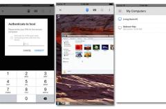 Controla tu ordenador de manera remota desde tu iPhone gracias al Escritorio Remoto de Chrome