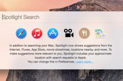 Un fallo en Spotlight podría dejar al descubierto datos privados de los usuarios