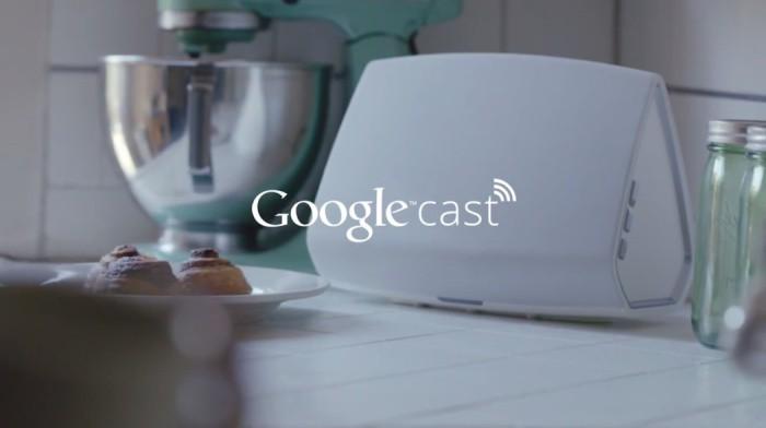 El nuevo Google Cast Audio planta cara a Airplay