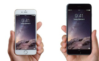 El éxito del iPhone 6 aumenta la cuota de mercado de Apple en Asia