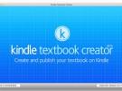 Amazon lanza Kindle Textbook Creator para Mac, la competencia de iBooks Author