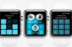 Así será Letterpad, uno de los primeros juegos creados para el Apple Watch