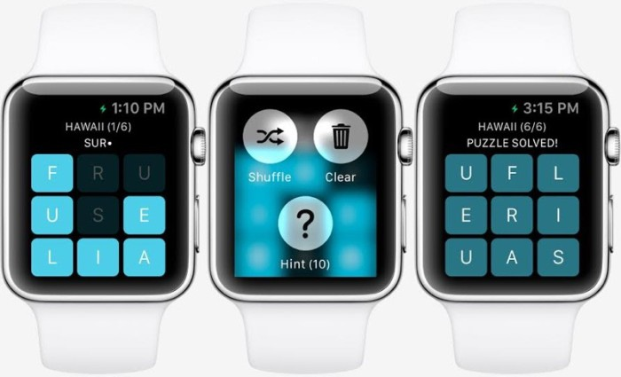LetterPad iWatch