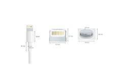 Estas son algunas de las especificaciones del conector Lightning fabricado por terceras partes