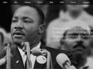 Apple homenajea a Martin Luther King en la página principal de su web