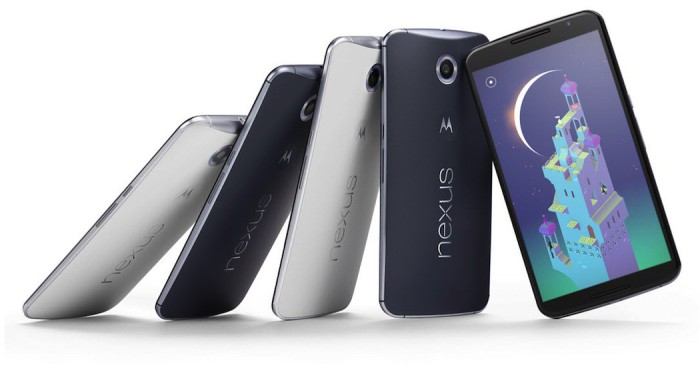 Apple dejó al Nexus 6 sin sensor de huellas digitales