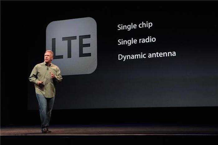 Patentes LTE