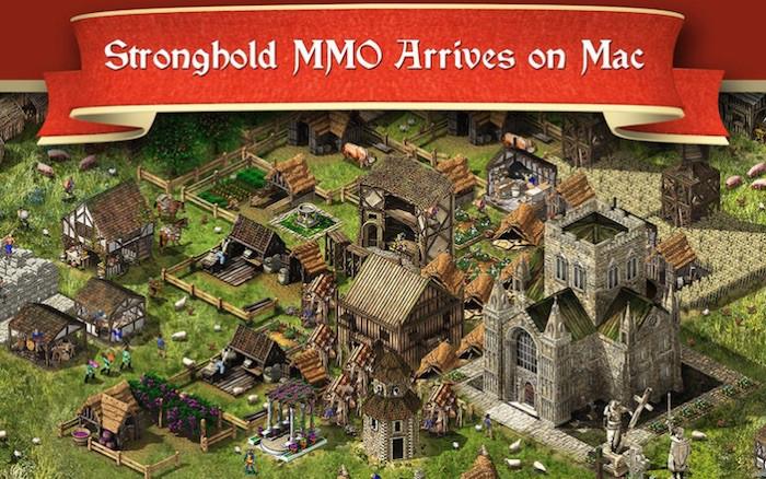 Stronghold Kingdoms, el primer juego MMORTS para Mac, y gratuito